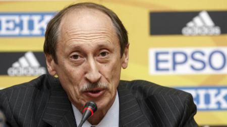 Presiden atletik Rusia, Valentin Balakhnichev - INDOSPORT
