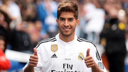 Gelandang Real Madrid, Lucas Silva, telah resmi memutus kontraknya dengan klub setelah gagal bersaing dengan para pemain lain. - INDOSPORT