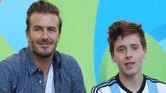 Indosport - David Beckham dan sang istri, Victoria, tak segan mengeluarkan dana khusus untuk pesta ulang tahun putra sulung mereka, Brooklyn.