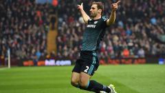 Indosport - Branislav Ivanovic ketika masih memperkuat Chelsea.