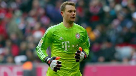 Manuel Neuer menegaskan bahwa dirinya tak punya niat meninggalkan raksasa Bundesliga Jerman, Bayern Munchen. - INDOSPORT