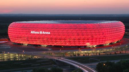 Allianz Arena. - INDOSPORT