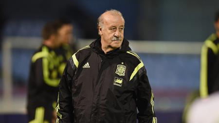Vicente del Bosque. - INDOSPORT