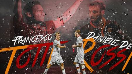 Antonio Cassano sebut sosok Franco Baldini sebagai biang kerok atas terbuangnya Francesco Totti dan Daniele De Rossi dari AS Roma - INDOSPORT