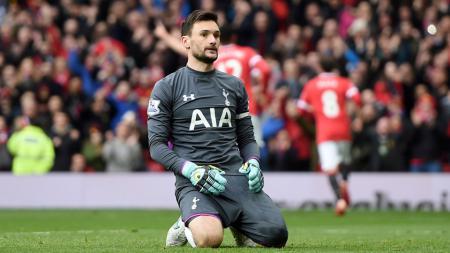 Hugo Lloris, kiper Tottenham Hotspur. - INDOSPORT