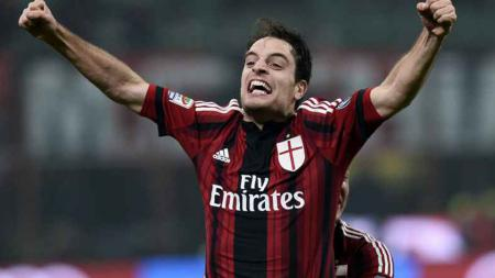 Gelandang AC Milan, Giancomo Bonaventura. - INDOSPORT