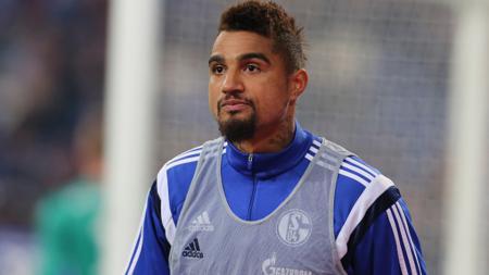 Kevin-Prince Boateng, saat masih bermain di Schalke 04. - INDOSPORT