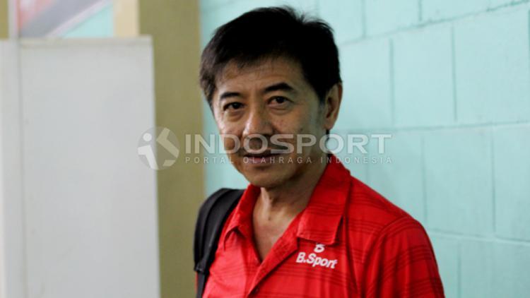 Mulyo Handoyo. Copyright: Herry Ibrahim/INDOSPORT
