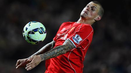 Martin Skrtel, eks bek Liverpool yang kini bergabung ke Atalanta demi bisa bermain di Liga Champions. - INDOSPORT