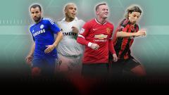 Indosport - Sejumlah bintang sepak bola yang sempat dicap pengkhianat.
