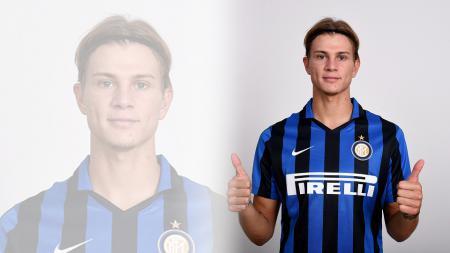Inter Milan tampaknya siap untuk 'melempar' pemain mereka, Samuele Longo, ke klub Segunda Division, Deportivo La Coruna. - INDOSPORT