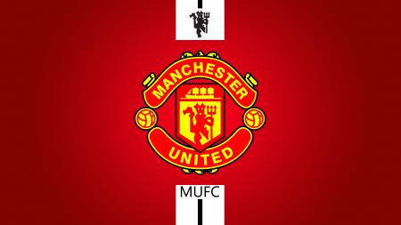 Logo Man United - INDOSPORT