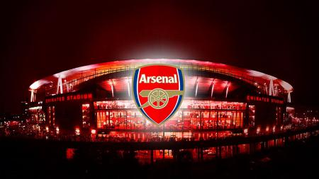Logo Arsenal. - INDOSPORT