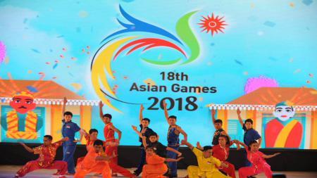 Asian Games 2018, Jakarta Palembang. - INDOSPORT