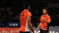 Indosport - Ganda campuran Indonesia, Tontowi Ahmad/Lilyana Natsir.