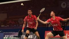 Indosport - Ganda campuran Indonesia, Tontowi Ahmad/Liliyana Natsir.