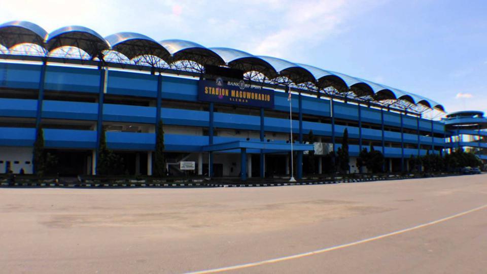 Stadion Maguwoharjo Copyright: INTERNET