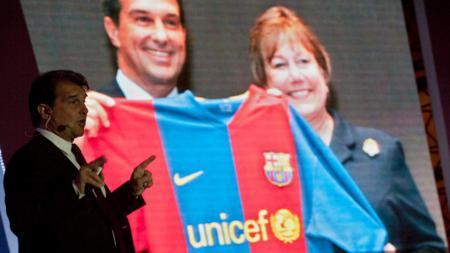 Bakal ada pertemuan antar presiden yakni Joan Laporta dan Florentino Perez pada laga LaLiga Spanyol bertajuk El Clasico, Real Madrid bakal keok lawan Barcelona? - INDOSPORT