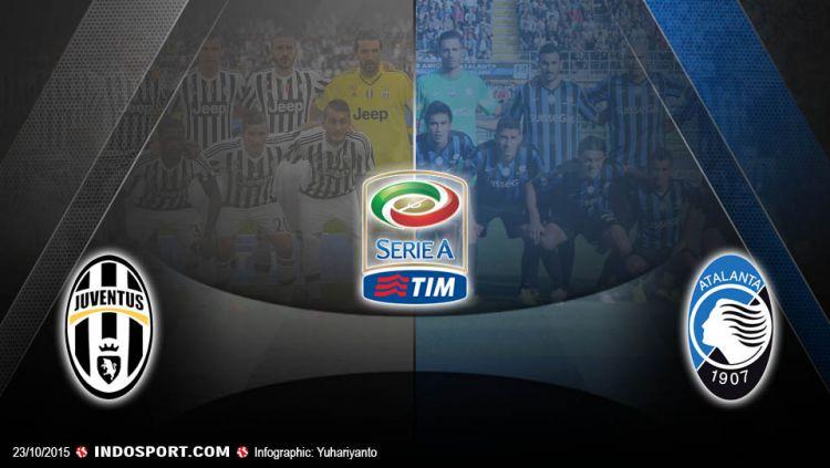 Prediksi Juventus Vs Atalanta Berbalik Pahit Indosport