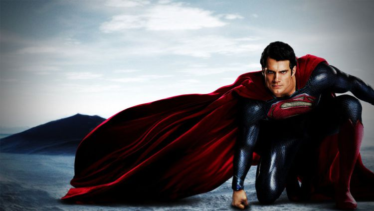 Superman. Copyright: © INTERNET