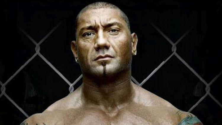 Mantan pegulat WWE, Batista Copyright: © INTERNET