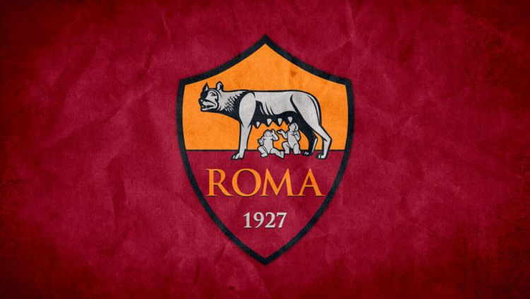 Logo AS Roma. Copyright: © internet