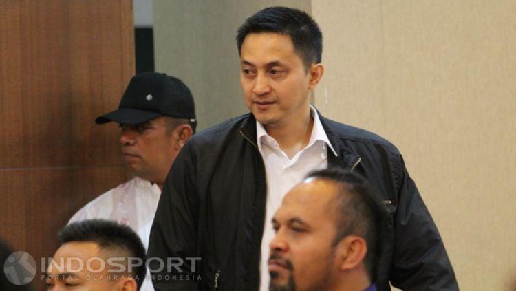 Kepala Sub Bidang Pelatnas PBSI, Ricky Subagja. Copyright: © Herry Ibrahim/INDOSPORT
