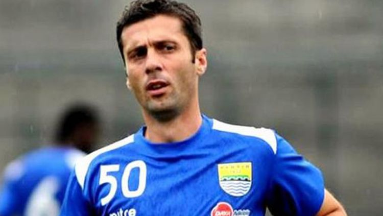 Miljan Radovic. Copyright: © INTERNET