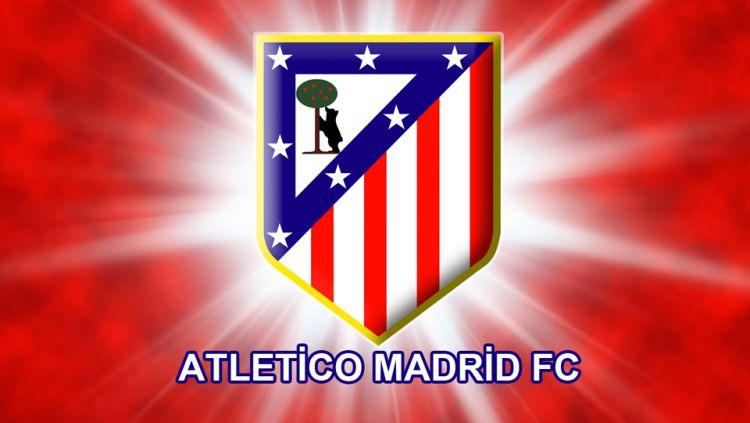 Logo Atletico Madrid. Copyright: © INTERNET
