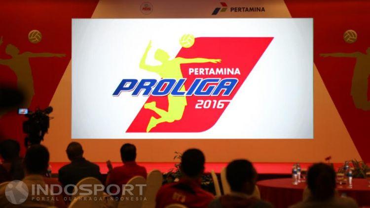 Logo terbaru Proliga 2016 Copyright: © Herry Ibrahim/INDOSPORT