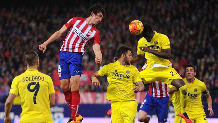 Stevan Savic, Atletico Madrid Copyright: © Goal.com