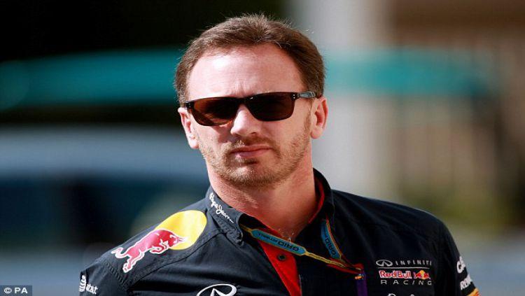 Christian Horner pemilik Red Bull Racing. Copyright: ©