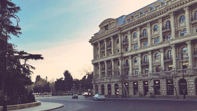 Baku City Circuit Copyright: © INTERNET