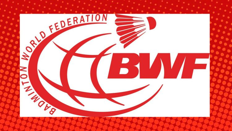 Logo BWF. Copyright: © INTERNET