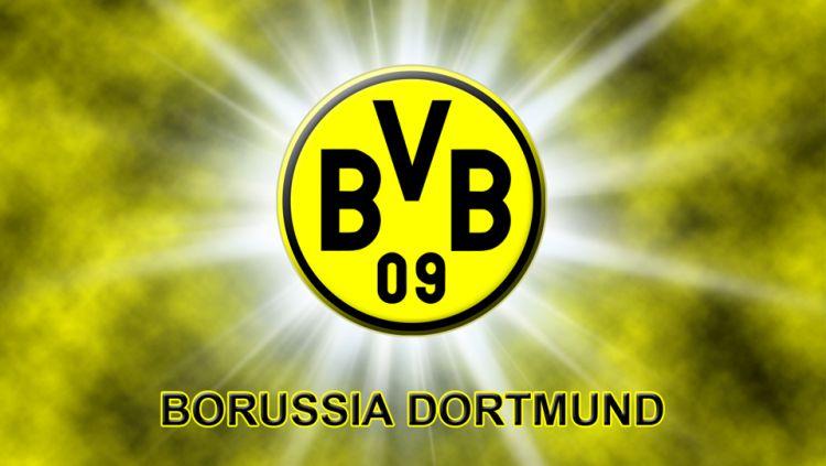 Logo Borussia Dortmund. Copyright: © INTERNET