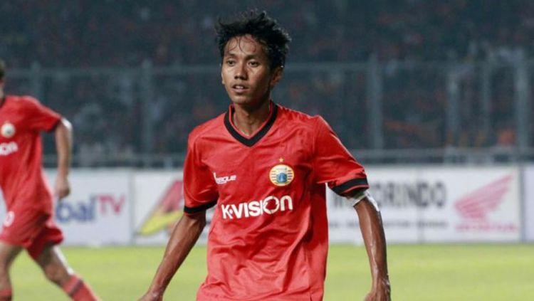 Amarzukih tidak diperpanjang kontraknya oleh Persija Jakarta. Copyright: © Internet