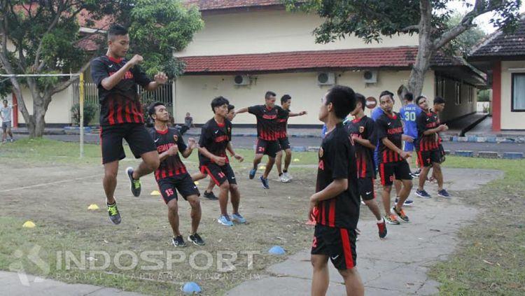 Laga FC kini sudah berubah menjadi Sragen United. Copyright: © Dian Kurniawan/INDOSPORT