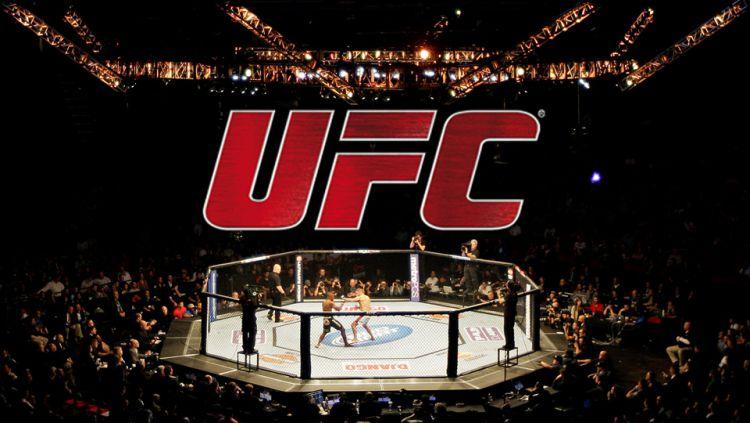 Logo UFC Copyright: © Grafis : Muproni/INDOSPORT-Internet