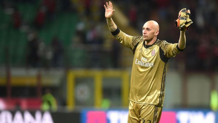 Christian Abbiati. Copyright: © INTERNET