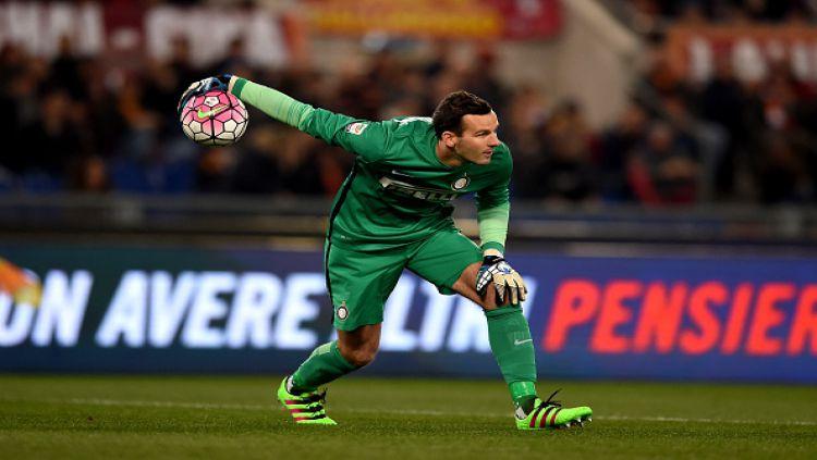 Samir Handanovic kecewa dengan manajemen Inter Milan Copyright: © INTERNET