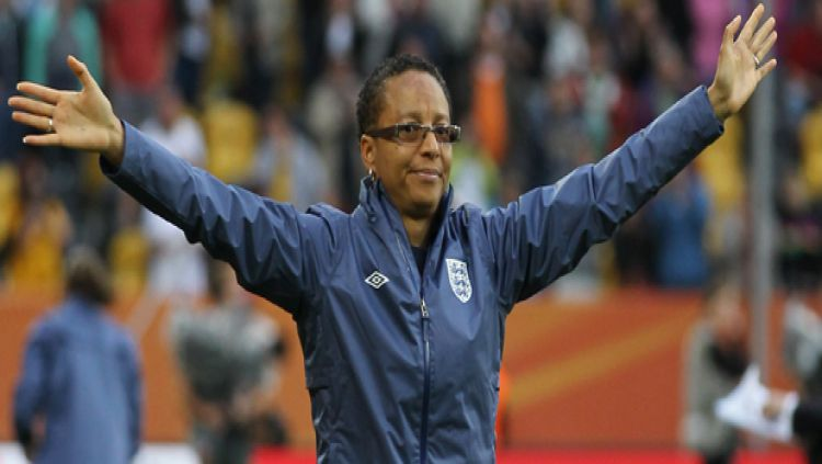 Hope Powell. Copyright: © INTERNET