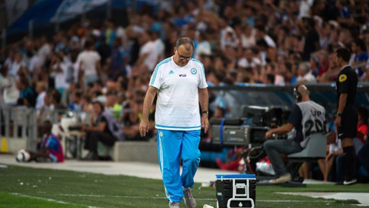 Pelatih Leeds united asal Argentina, Marcelo Bielsa. Copyright: © INTERNET