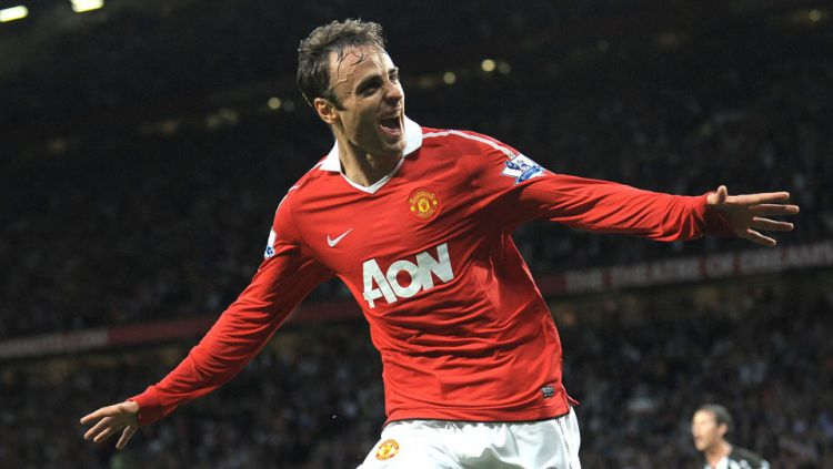 Legendaris Manchester United era 2008–2012, Dimitar Berbatov Copyright: © INTERNET