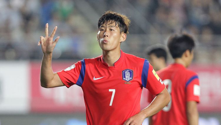 Heung-min Son Copyright: © Internet