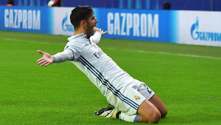 Marco Asensio bisa meninggalkan Real Madrid. Copyright: © internet