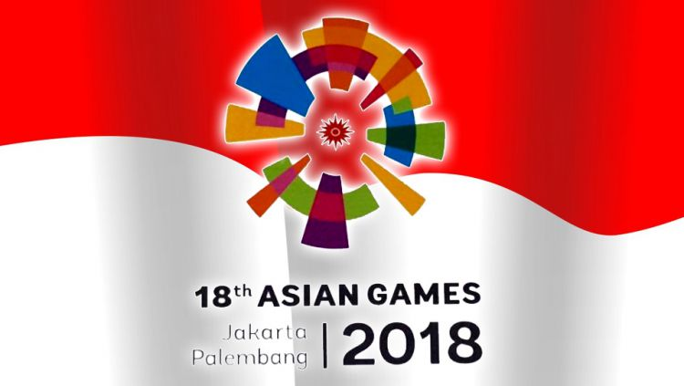 Logo Asian Games 2018 Copyright: © Indosport/Internet