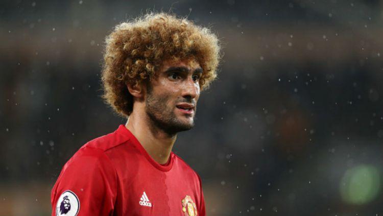 Marouane Fellaini akan segera pindah klub? Copyright: © INTERNET