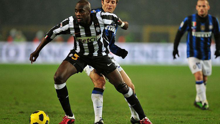 Mohamed Sissoko saat masih berseragam Juventus pada tahun 2008–2011. Copyright: © INTERNET