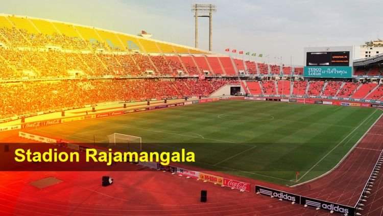Stadion Rajamangala Copyright: © INDOSPORT/INTERNET