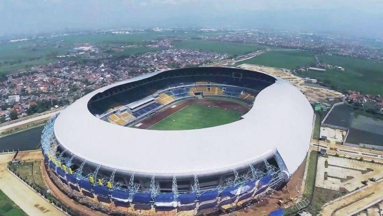 Stadion Gelora Bandung Lautan Api Bandung Siap Membantu Menjadi Penyelenggara Cabang Olahraga Asian Games